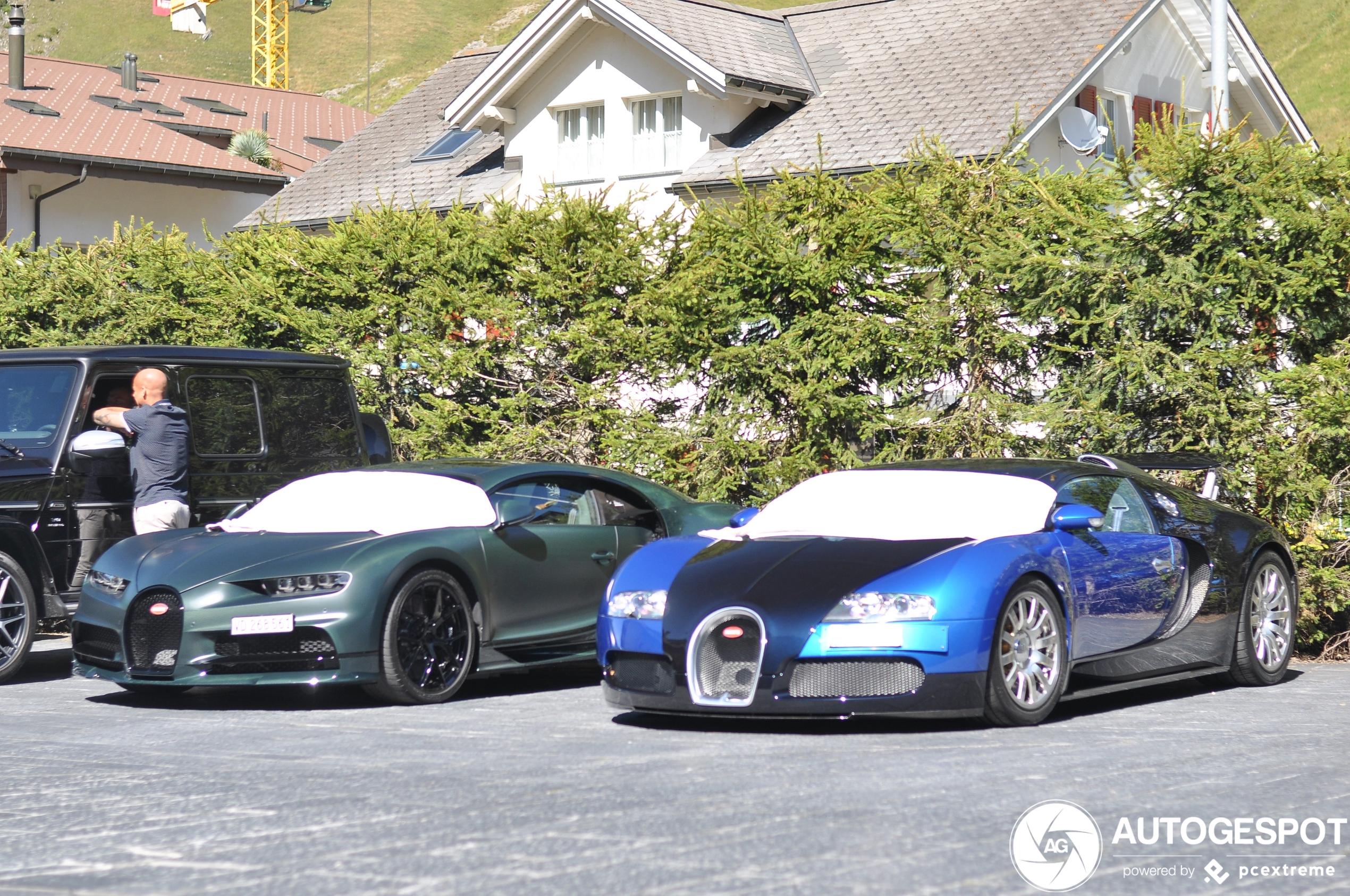 Andermatt levert prachtige Bugatti combo
