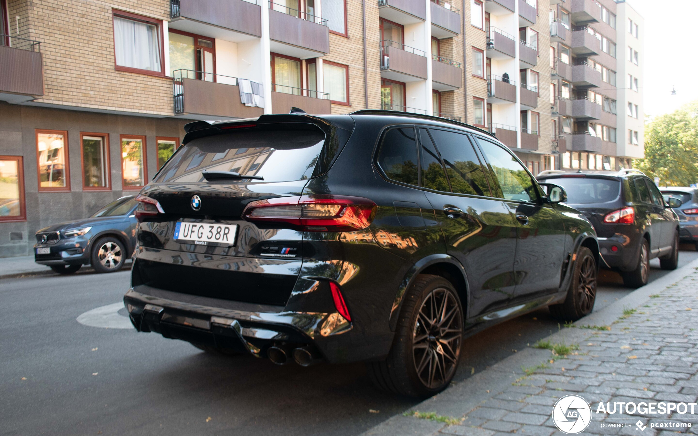Bmw X5 M F95 Competition 26 August 2020 Autogespot