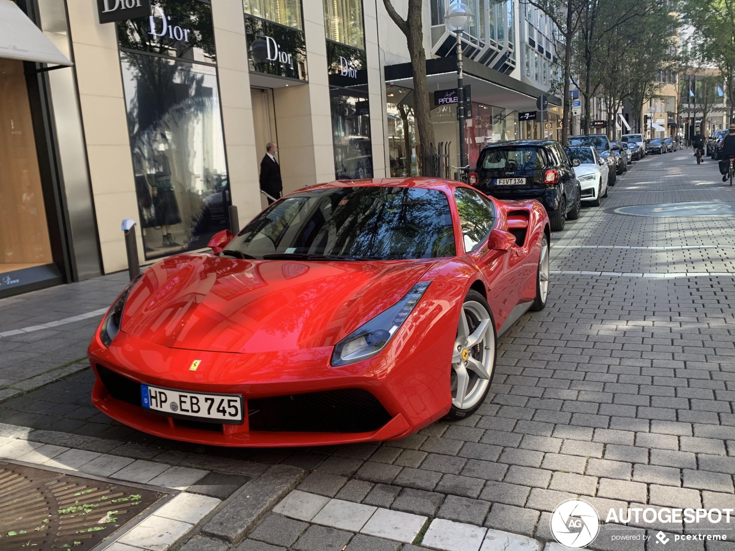 Ferrari 488 Gtb 28 August 2020 Autogespot
