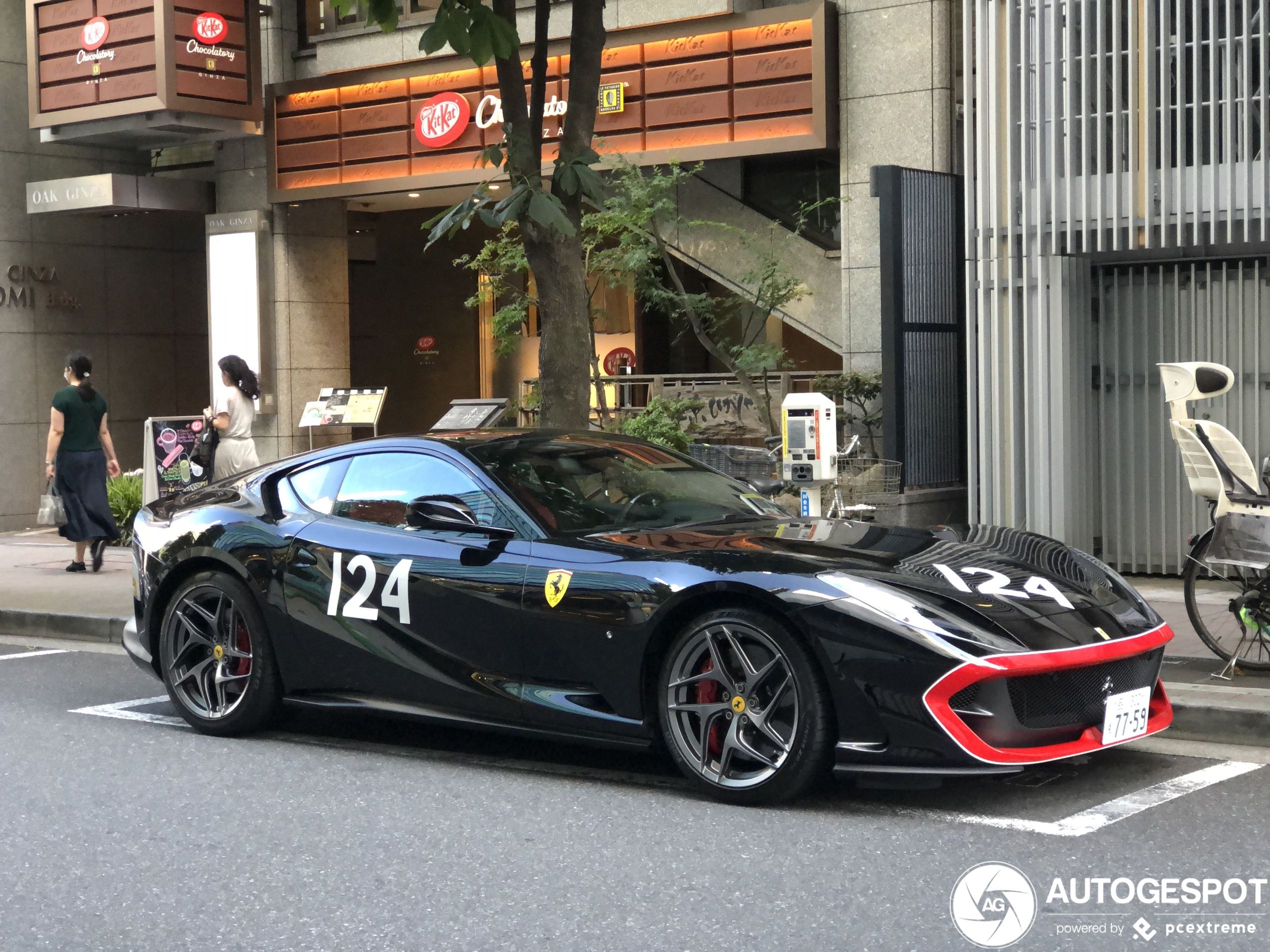 Ferrari 812 Superfast is ode aan 250 TR