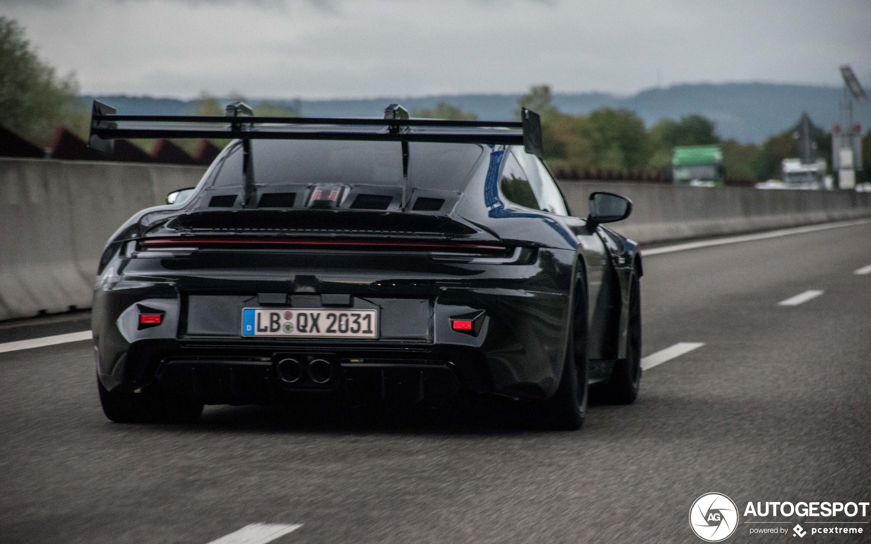Porsche 992 GT3 RS