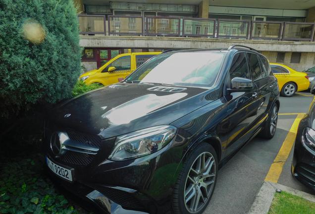 Mercedes-AMG GLE 63
