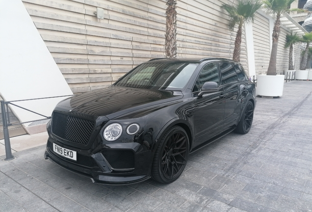 Bentley Bentayga V8 Urban Automotive