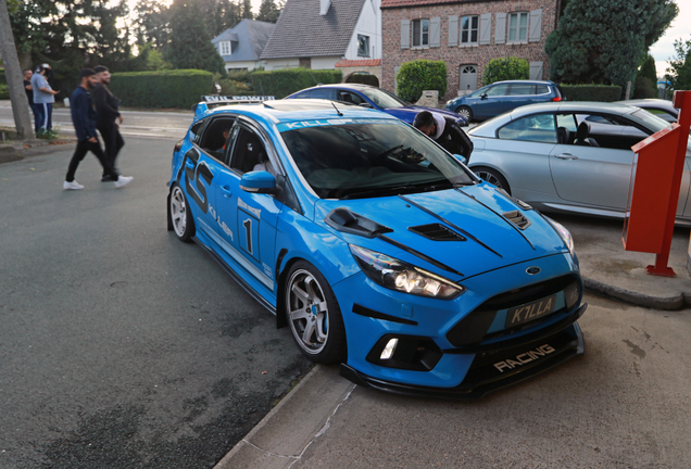 Ford Focus RS 2015 Killer Racing