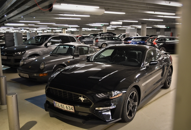 Ford Mustang GT California Special 2018