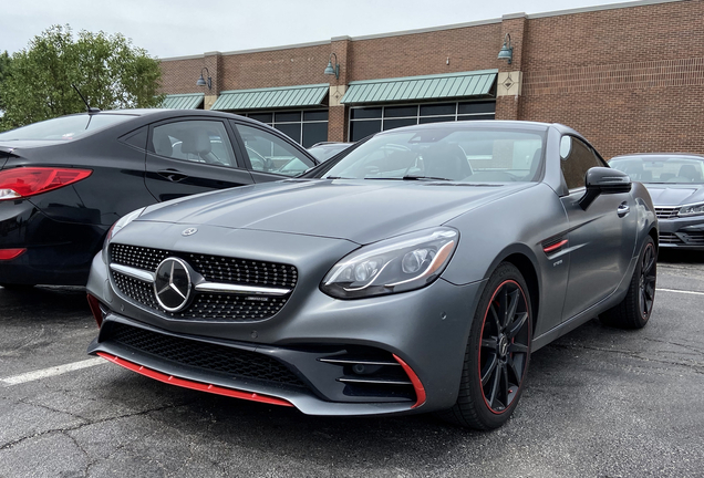 Mercedes-AMG SLC 43 R172 RedArt Edition