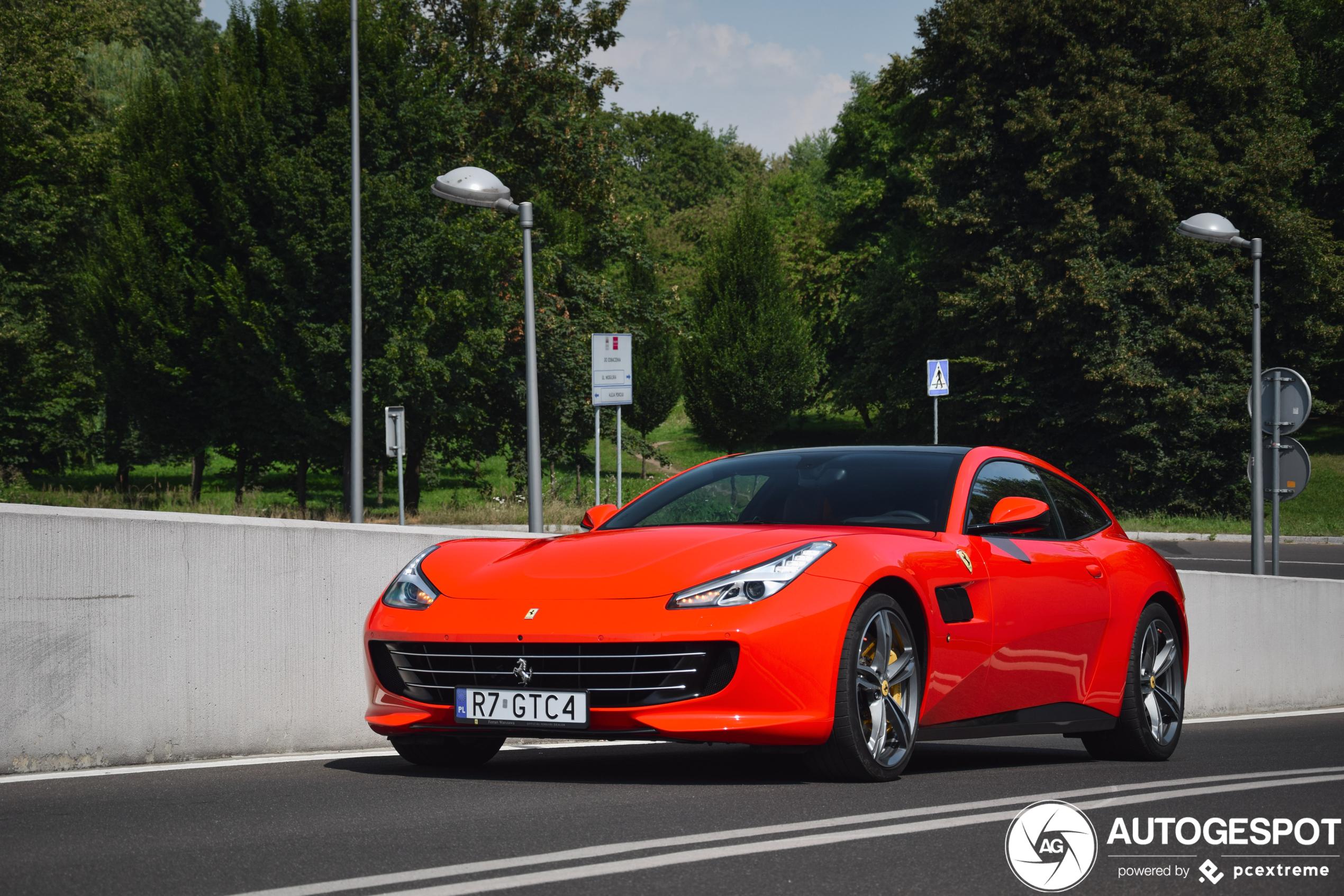 Ferrari gaat niet meer door met de GTC4Lusso