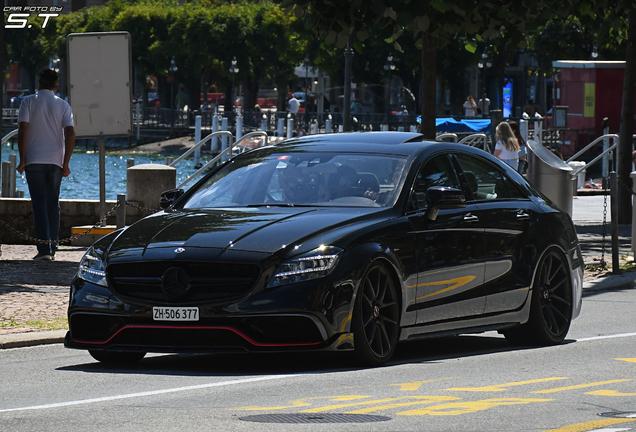 Mercedes-Benz CLS 63 AMG C218 Prior Design PDV4