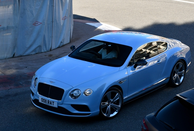 Bentley Continental GT V8 S 2016
