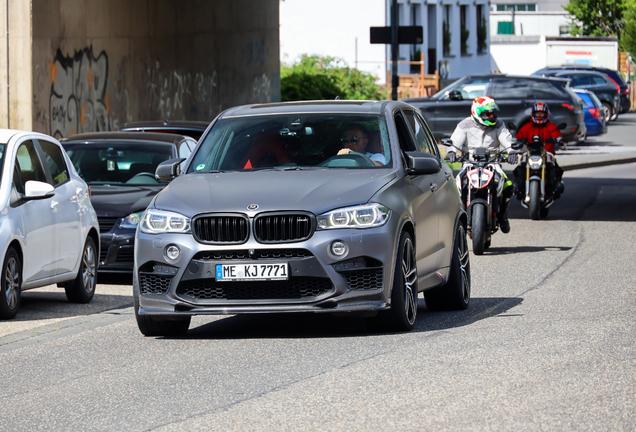 BMW X5 M F85 G-Power