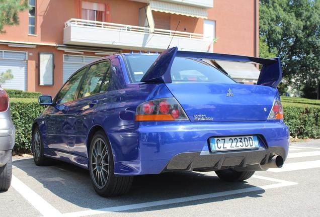 Mitsubishi Lancer Evolution IX GSR