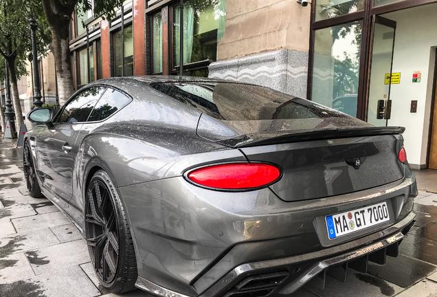 Bentley Continental GT 2018 Keyvany