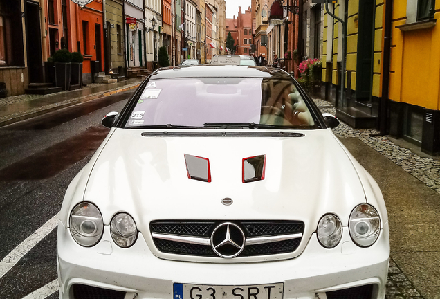 Mercedes-Benz CL 55 AMG C215 Suhorovsky Design SR66