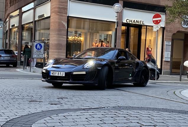 Porsche TopCar 991 Turbo S MKII Stinger GTR
