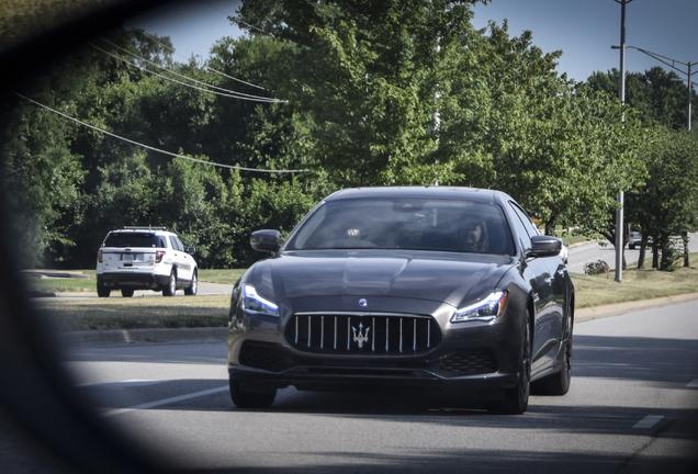 Maserati Quattroporte S Q4 2017