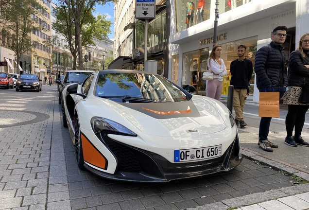 McLaren 650S Spider Nürburgring Record Edition