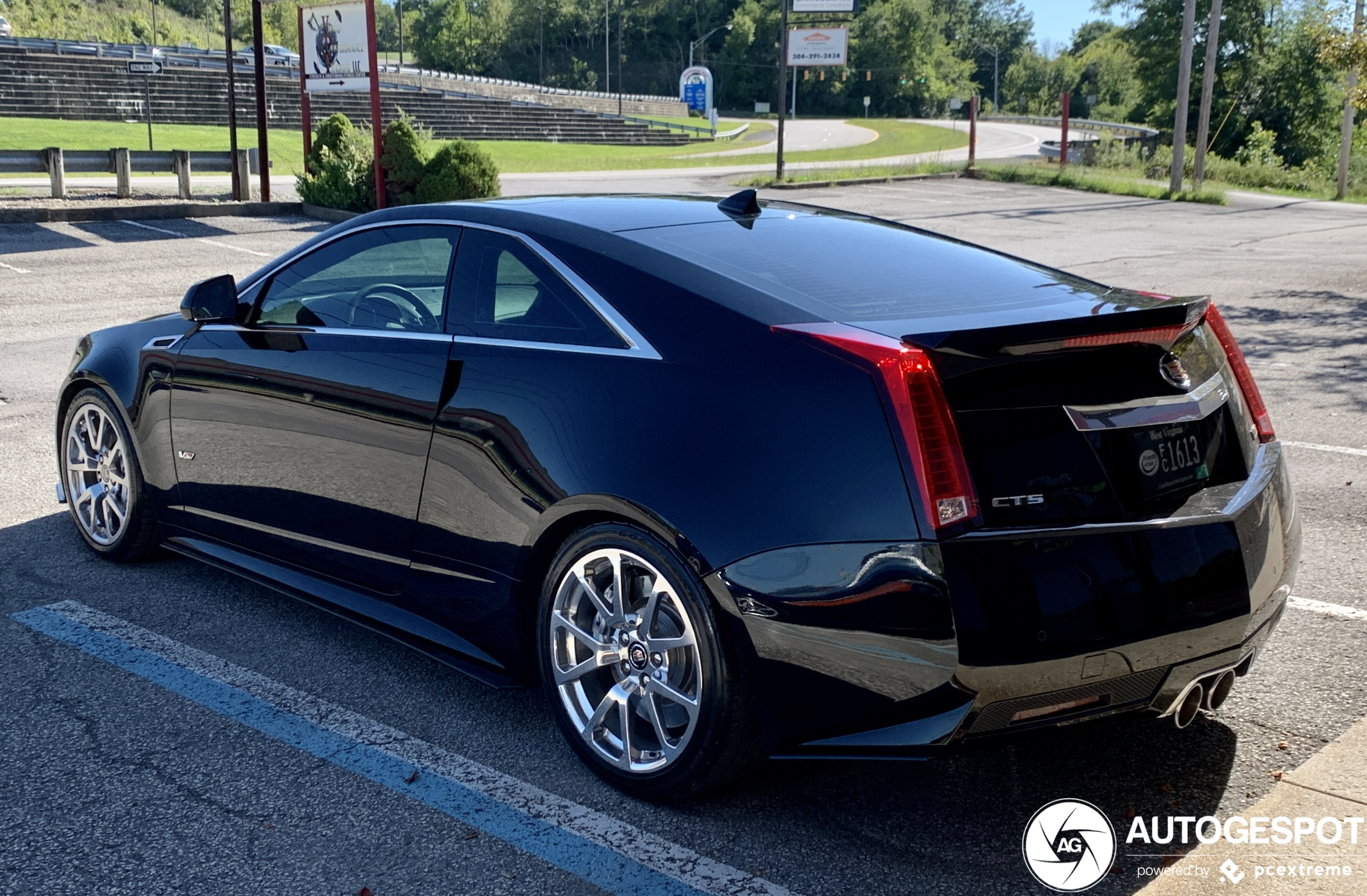 2020 Cadillac Cts V Coupe New Concept
