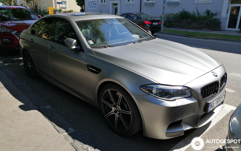 BMW M5 F10 30 Jahre Edition