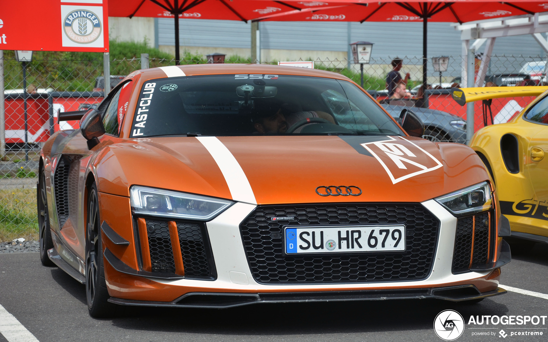 Audi R8 V10 Plus Sport Performance Parts 7 September 2020 Autogespot