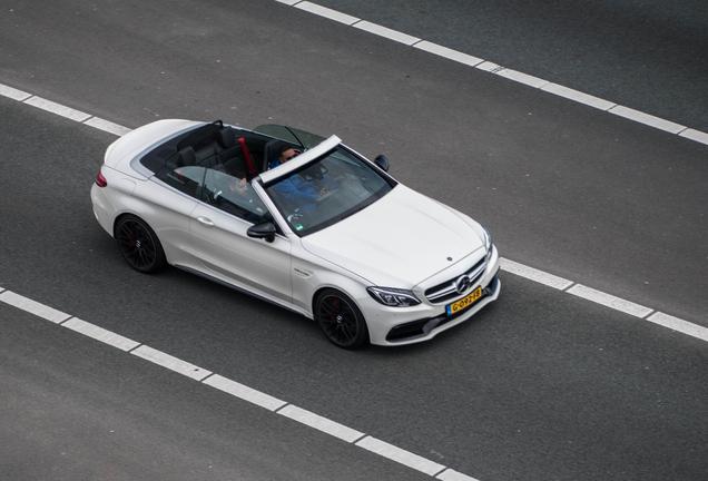 Mercedes-AMG C 63 S Convertible A205