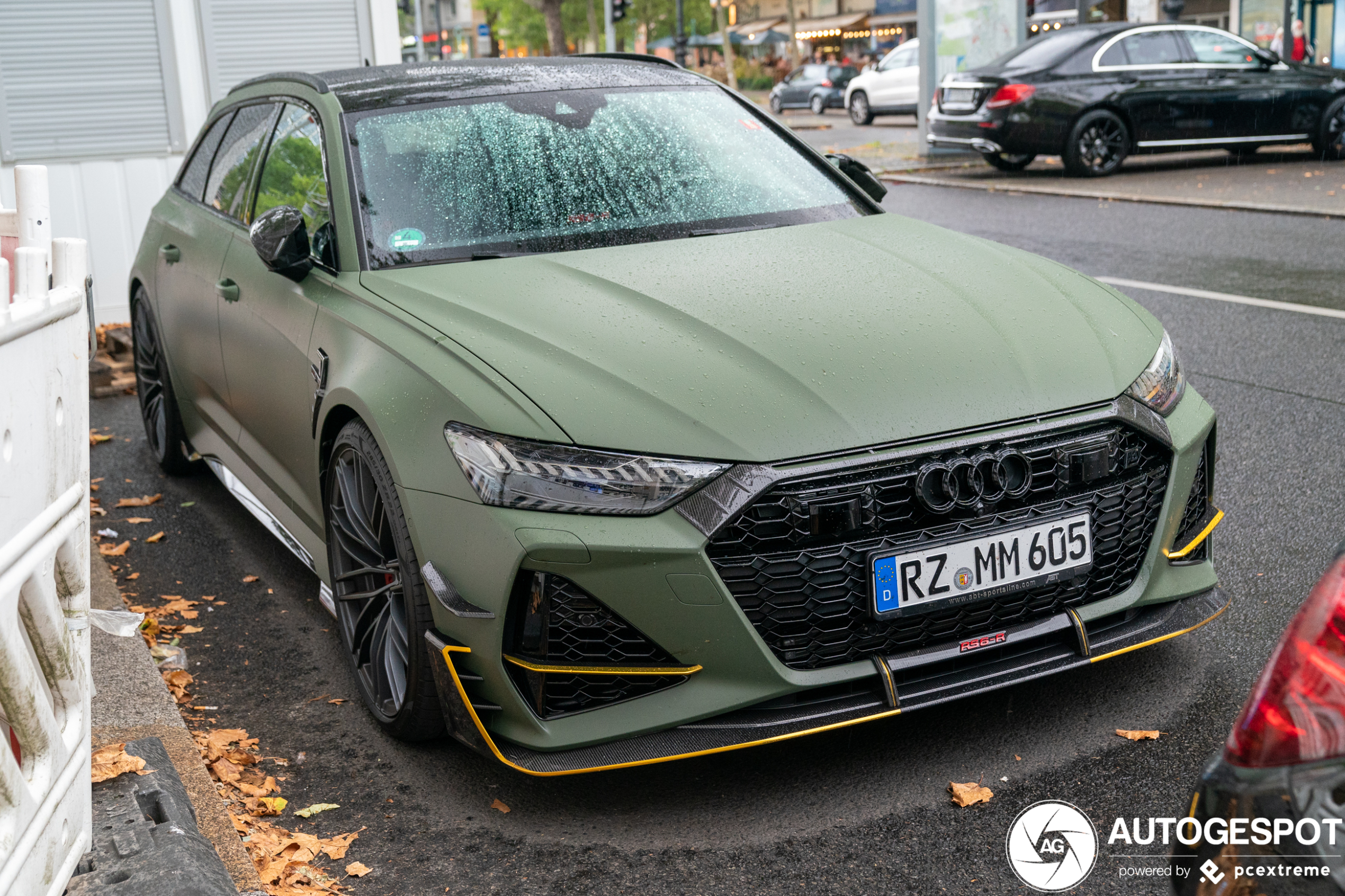 20e Audi ABT RS6-R Avant is al gespot