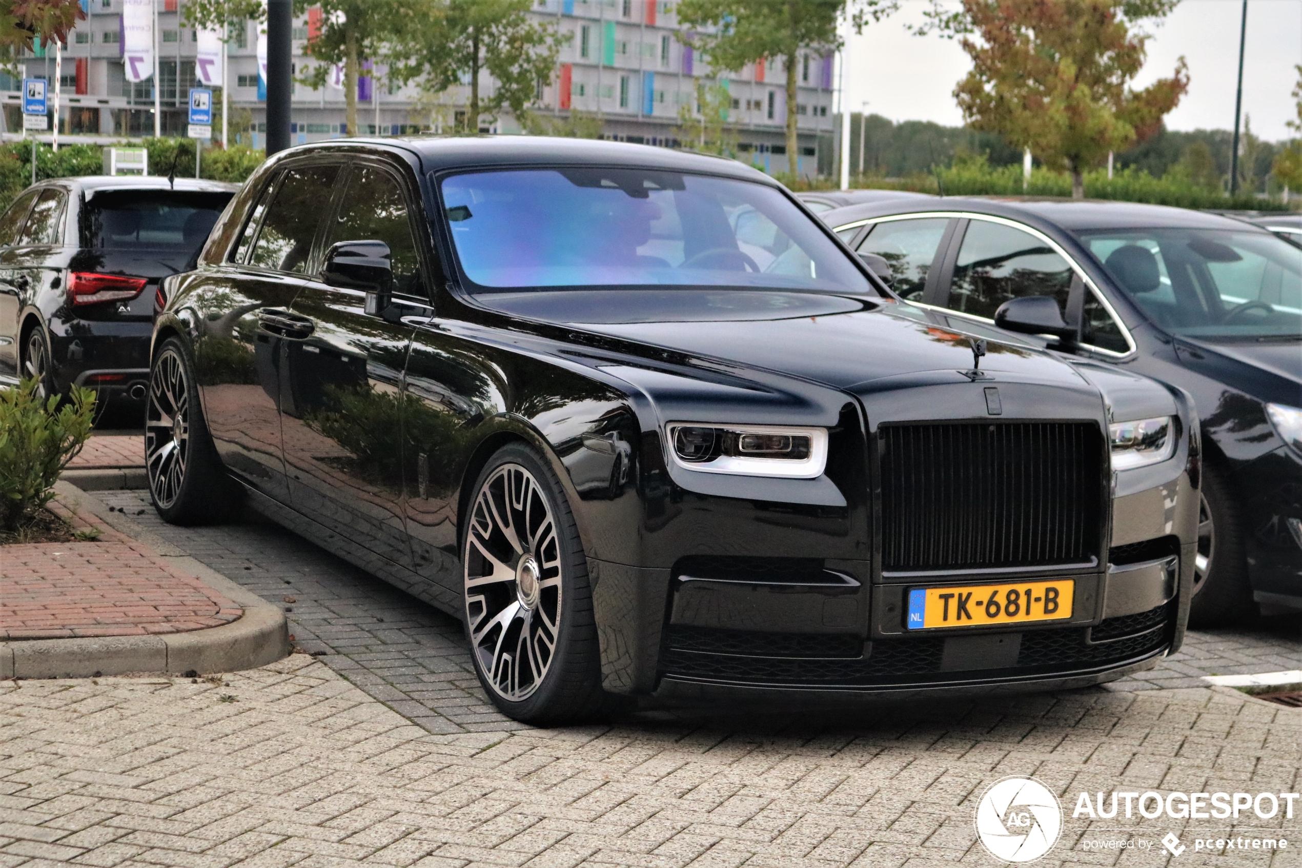 Al Capone zal verliefd zijn op deze Rolls-Royce Phantom