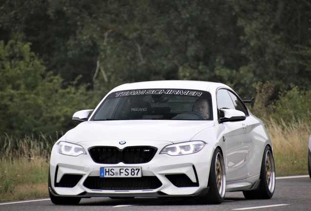 BMW M2 Coupé F87 2018 Competition Team Schirmer
