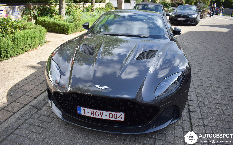 Aston Martin Dbs Superleggera 9 September 2020 Autogespot