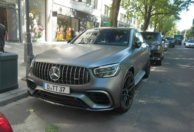 Mercedes-AMG GLC 63 S Coupe C253 2019