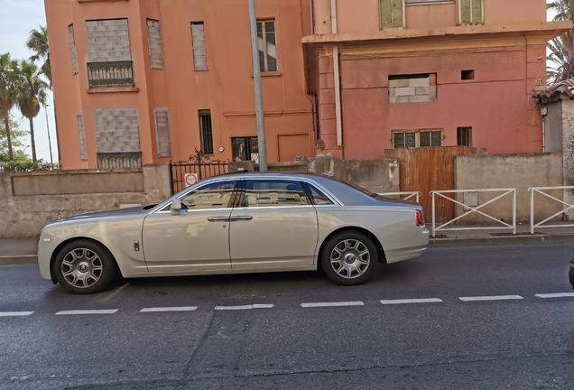 Rolls-Royce Ghost EWB Series II