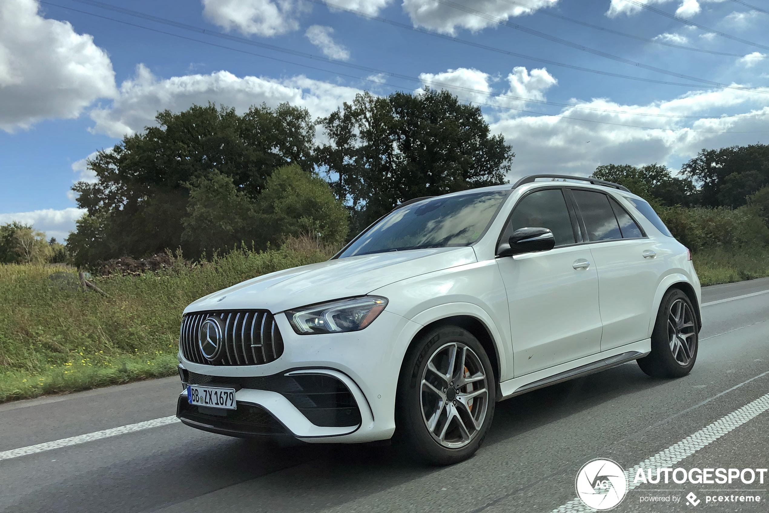 Mercedes-AMG GLE 63 W167
