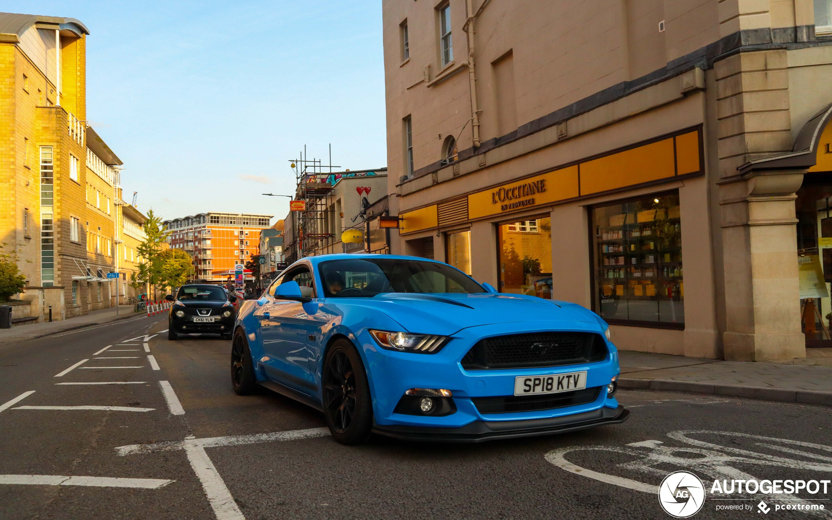 Ford Mustang GT 2015 Black Shadow Edition