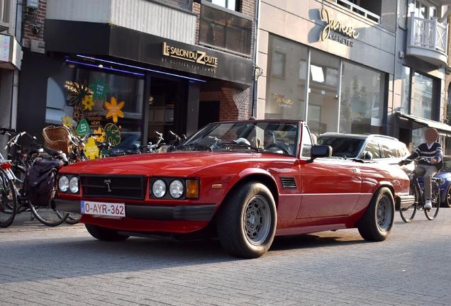 De Tomaso Longchamp GTS Spyder