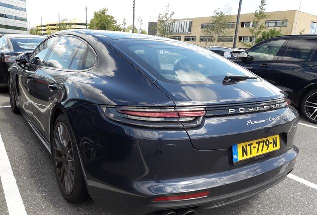 Porsche 971 Panamera Turbo Executive