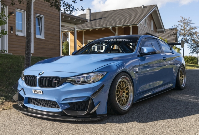 BMW M4 F82 Coupé Custom Racetec