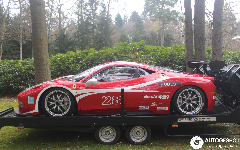 Ferrari 458 Italia Gt3 14 September 2020 Autogespot
