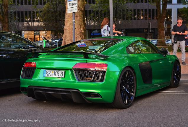 Audi R8 V10 Plus 2015 Vorsteiner