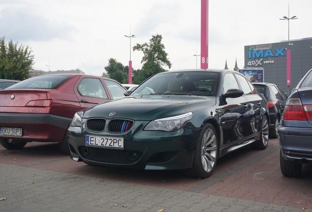 BMW AC Schnitzer ACS5 Sport E60