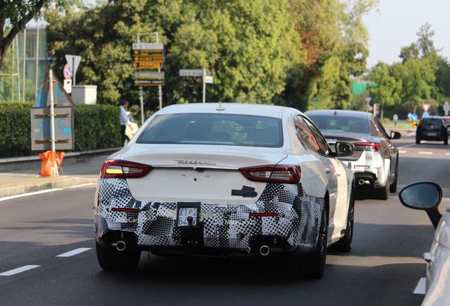 Maserati Quattroporte Diesel 2021