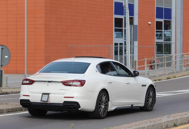 Maserati Quattroporte GTS 2021