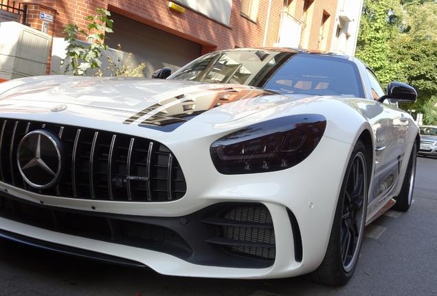 Mercedes-AMG GT R C190 2019