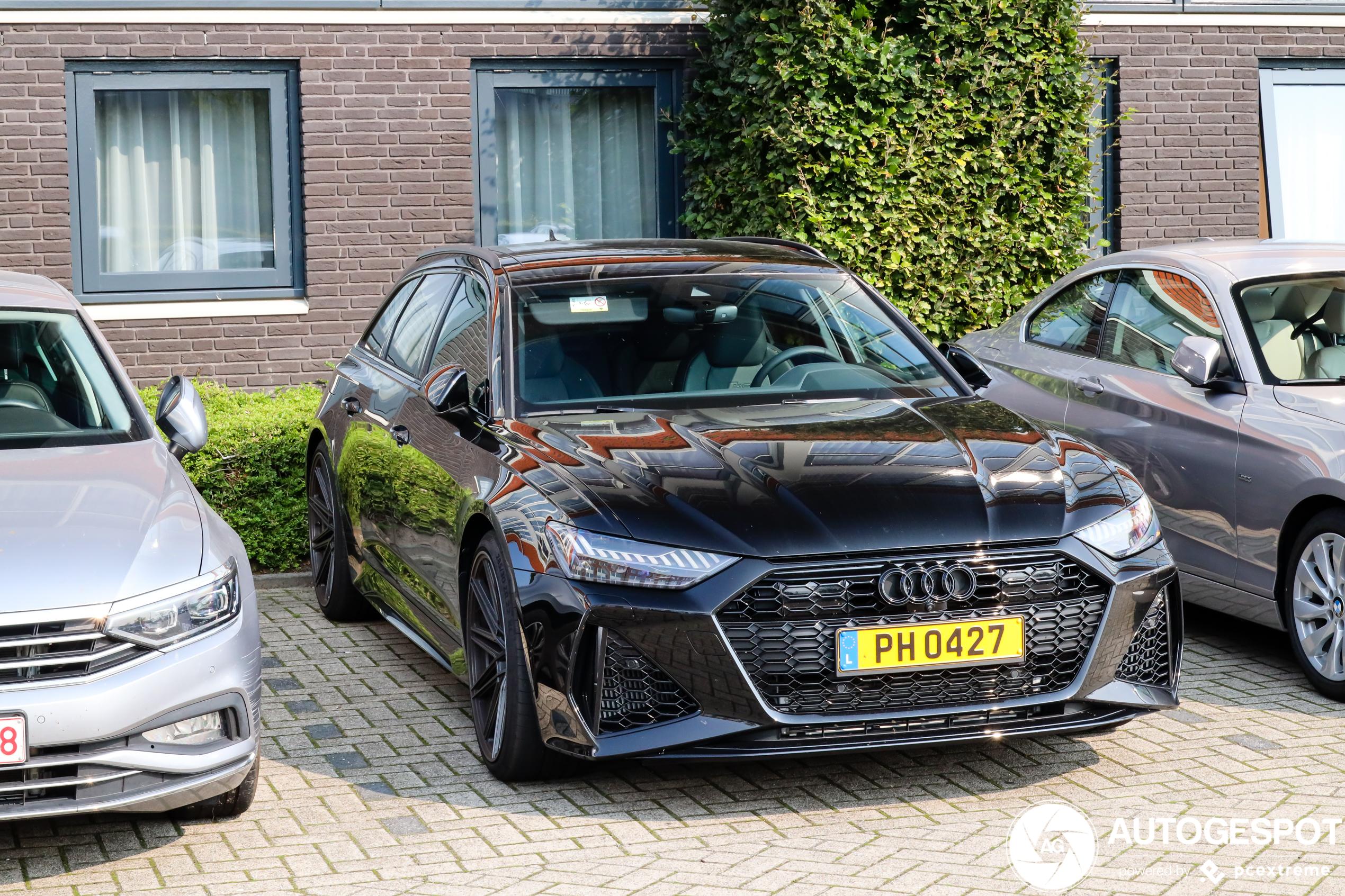 Audi RS6 Avant C8 - 15 settembre 2020 - Autogespot