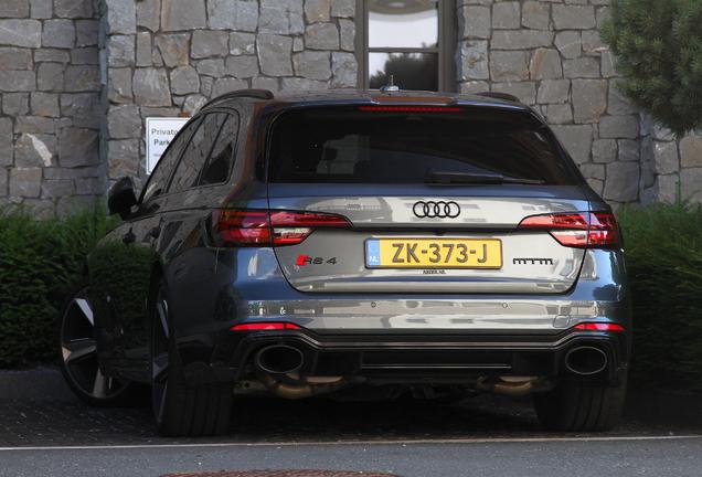 Audi MTM RS4-R Avant B9