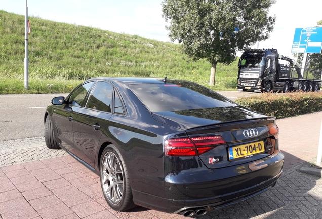 Audi MTM S8 D4