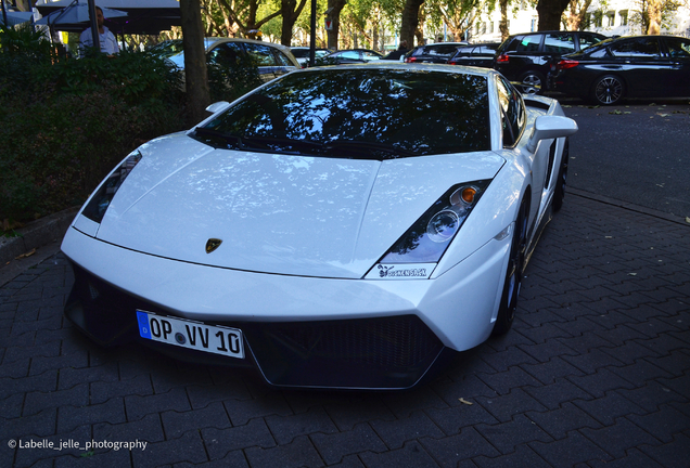 Lamborghini Gallardo Twinturbo by Donkeytec