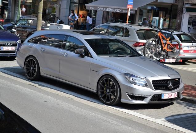 Mercedes-Benz CLS X218 Shooting Brake
