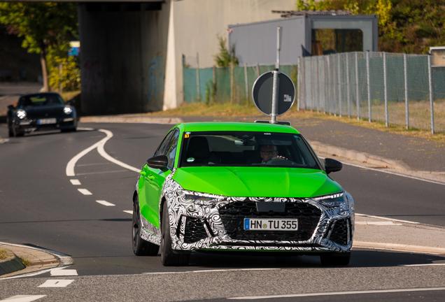 Audi RS3 Sedan 8V 2021