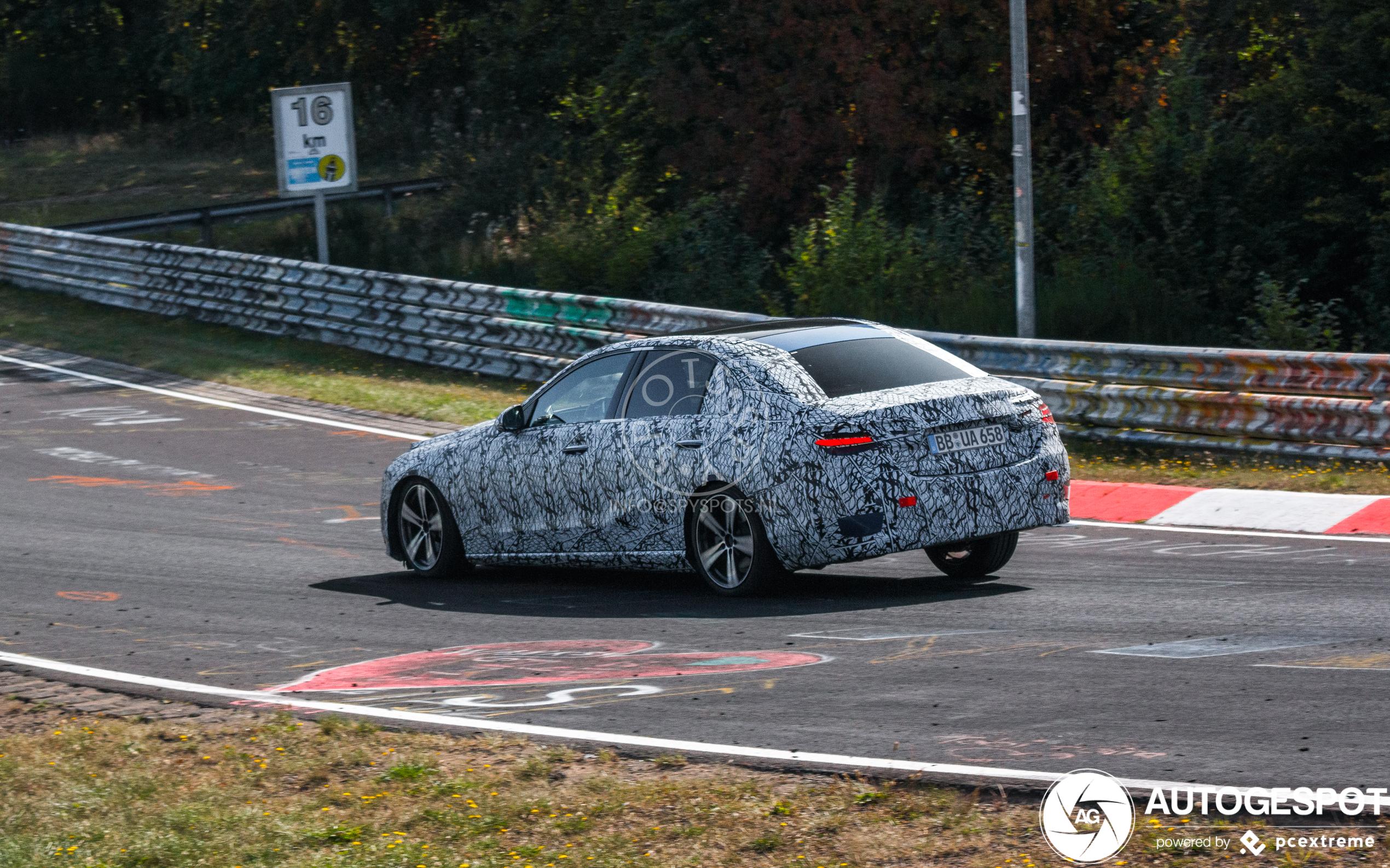 Mercedes-Benz C-Klasse W206 2021 - 18 September 2020 ...