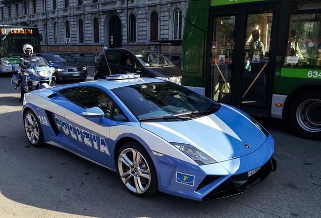 LamborghiniGallardo LP560-4 2013 Polizia