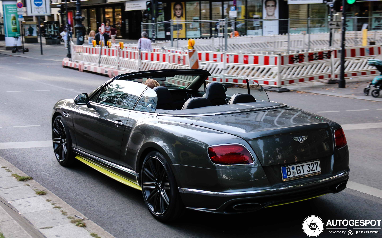 Bentley Continental Gtc Speed Black Edition 2016 19 September 2020 Autogespot
